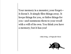 Exactly. Memory can be a monster!!!