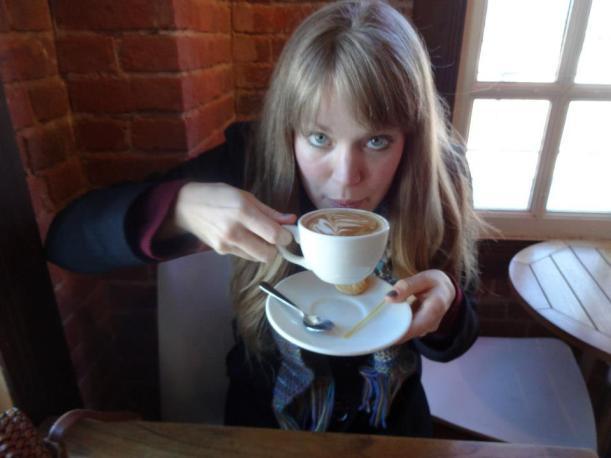 I have my coffee. I'm READY!!!