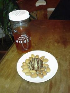 gluten free, truffle, chocolate, honey