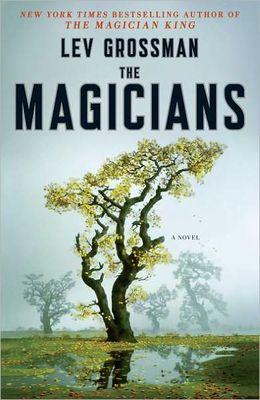 magic, the magicians, hey lou, writer