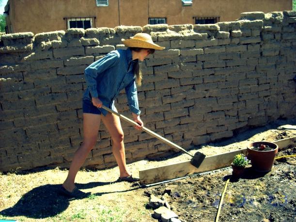gardening, flowers, writing