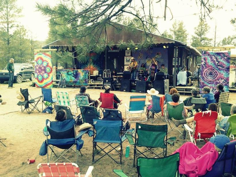 hippy, music, festival, writing