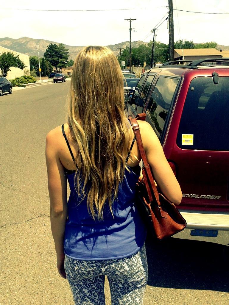 pixie cut, short hair, it's just hair