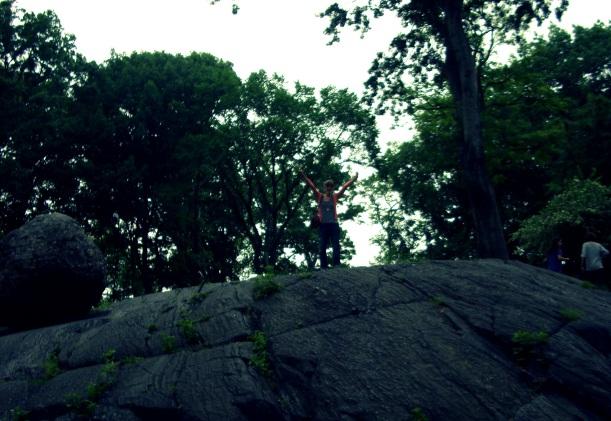 nyc, rock climbing, silly, writing, fiction