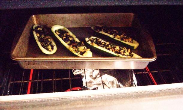 zucchini recipe, stuffed zucchini, garden, organic