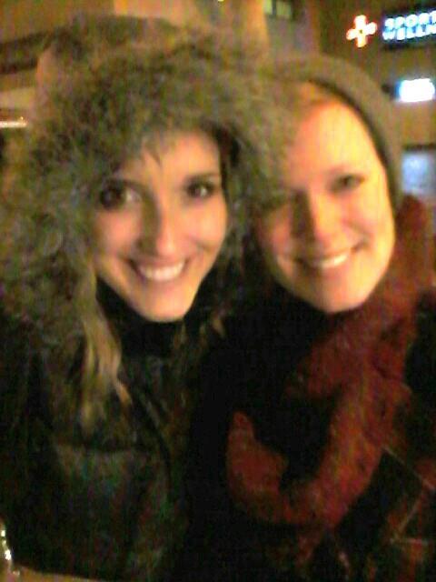 Jess and Mel