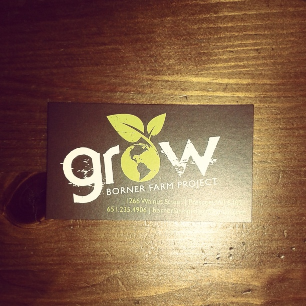 grow! always